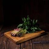 Pacote do aspargo Imagem de Stock Royalty Free
