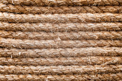 Pacote do vintage do fundo da corda do teste padrão Foto de Stock Royalty Free