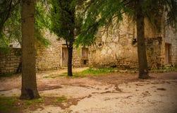 Pacote em Istria fotografia de stock royalty free