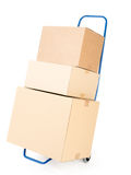 pacotes Imagens de Stock