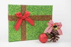Pacotes coloridos do presente, ano novo, dia do ` s do Valentim fotografia de stock royalty free