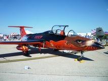 Pacto de Varsovia Jet Trainer Fotografía de archivo