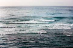Pacyficzny ocean, Oahu, Hawaje Fotografia Stock