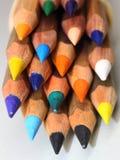 paczka colours Fotografia Stock