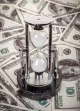 paczka dolarów Fotografia Stock