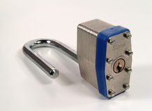 Pad Lock 2 Royalty Free Stock Photo