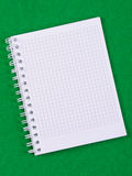 Pad Of Paper To Take Notes Stock Photography