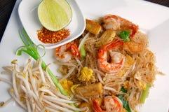 Pad Thai Royalty Free Stock Photos