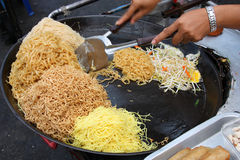 Pad thai Royalty Free Stock Image