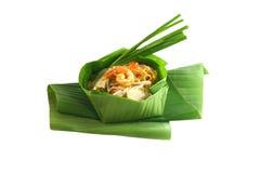 Pad thai. Thai noodle style Stock Photo