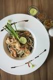 Pad Thai. Famous Thai Food Royalty Free Stock Photos