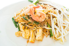Pad Thai Stock Image