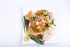 Pad Thai Stock Image
