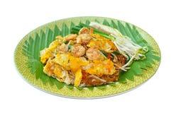 Pad Thai Goong Sod Stock Image