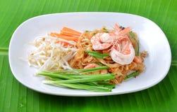 Pad thai Stock Images