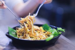 Thai food Street food royalty free stock photography