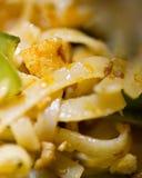Pad Thai Noodles Royalty Free Stock Photo
