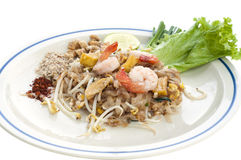 Pad Thai. Royalty Free Stock Photos