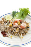 Pad Thai. Stock Photo