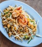 Pad Thai; Thai cuisine food Stock Photo