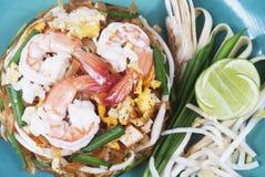 Pad Thai , thai's noodles Stock Image