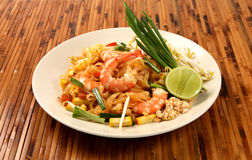 Pad thai, thaifood Stock Photo