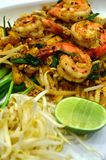 Pad Thai. Thailand food pad Thai royalty free stock images