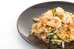 Pad thai, Thia food Stock Photo
