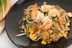 Pad thai, Thia food Stock Image