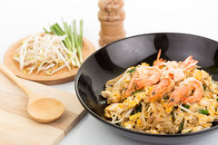 Pad thai, Thia food Royalty Free Stock Images