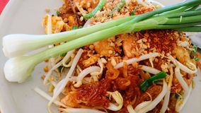 Pad Thai Royalty Free Stock Photo