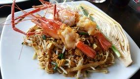 Pad thai Stock Photography