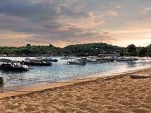 Padang Bay, Bali, Indonesia, Asia Royalty Free Stock Photo