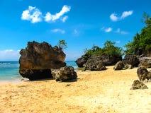 Padang Beach, Bali Stock Images
