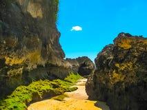 Padang Beach, Bali Royalty Free Stock Images