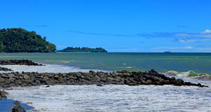 Padang Beach Royalty Free Stock Photography