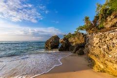 Padang Padang Beach - Bali Indonesia Stock Photos