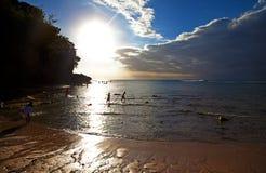 Padang Padang Beach - Bali Royalty Free Stock Photo