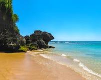 Padang Beach, Bali Stock Image