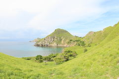Padar Island, Flores, Indonesia royalty free stock image