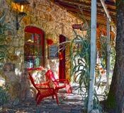 Padaria, cidade do vulcão, Califórnia Foto de Stock Royalty Free
