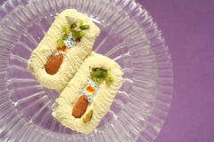 Padaria dos doces dos petiscos do alimento fesstival Fotos de Stock Royalty Free
