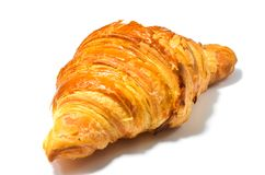 Padaria francesa do croissant Fotografia de Stock Royalty Free