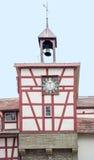 Padaria histórica em Forchtenberg imagem de stock royalty free