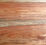 Padauk wood grain Royalty Free Stock Photography