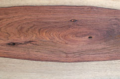 Padauk wood grain Royalty Free Stock Photo