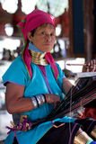 Padaung woman, Myanmar Stock Images