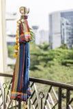 Padava hindú del gudi del festival Fotos de archivo libres de regalías
