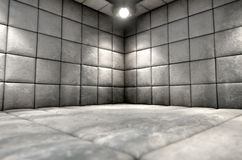 Padded Cell Dirty Royalty Free Stock Photography