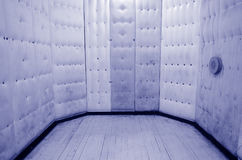 Padded cell Royalty Free Stock Photo
